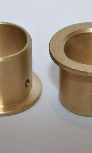 Bucha de bronze SAE 62