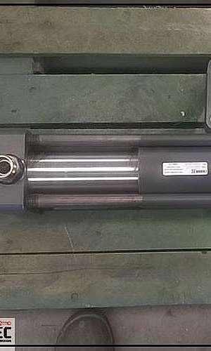 Cilindro prensa hidráulica