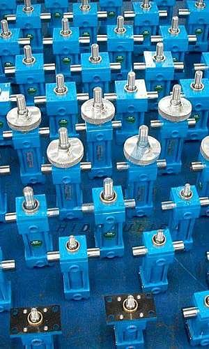 Fabrica de cilindros hidráulicos