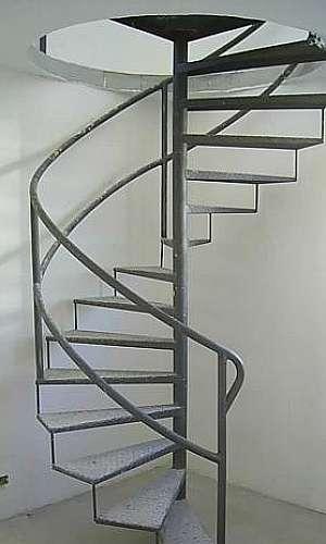 Fábrica de escada caracol SP