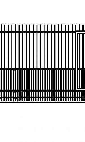 Fabricante de portões deslizante