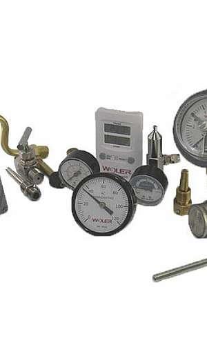 Fornecedores de instrumentação industrial