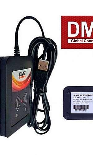 Leitor universal RFID USB